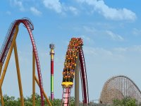 Kings Island's Diamondback to Debut in 2009