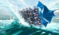 Manta Roller Coaster Coming to SeaWorld Orlando