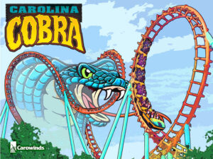 Carolina Cobra Opens at Carowinds