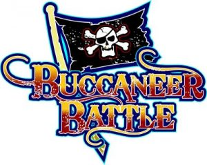 Buccaneer Battle - Six Flags Great America