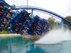 Manta at SeaWorld Orlando