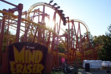 Mind Eraser at Six Flags America