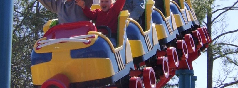 How to Overcome A Fear of Roller Coasters