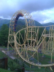 Cliffhanger Now Open at Ghost Town in the Sky