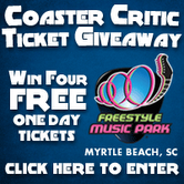 Win tickets to Freestyle Music Park
