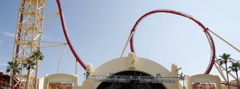 Rip Ride Rockit Roller Coaster - Song List