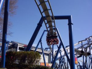 Afterburn at Carowinds