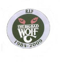 R.I.P. - Big Bad Wolf Logo