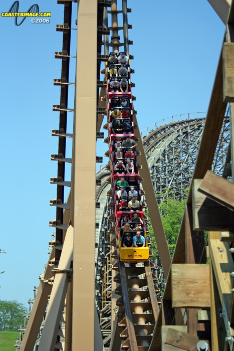 Son of Beast at Kings Island
