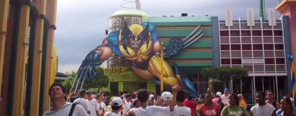 Wolverine - Islands of Adventure