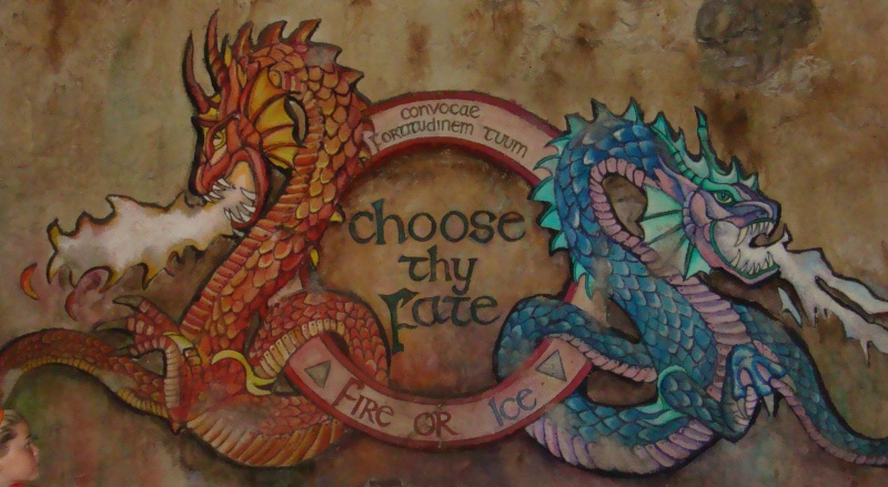 Dueling Dragons - Choose Thy Fate!