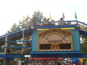 Kiddie Coaster at Playland Park