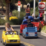 Car Ride at Legoland