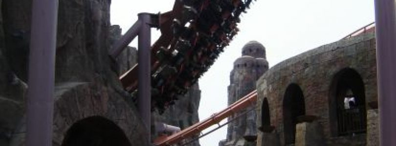 Crystal Wings   Most Wanted Roller Coasters
