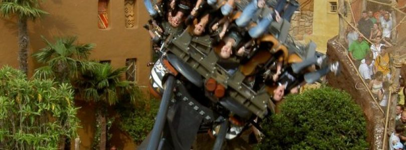 Black Mamba | Most Wanted Roller Coasters