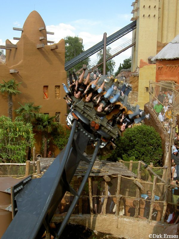 Black Mamba at Phantasialand
