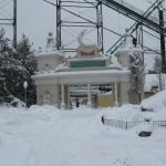 Kennywood in the Snow