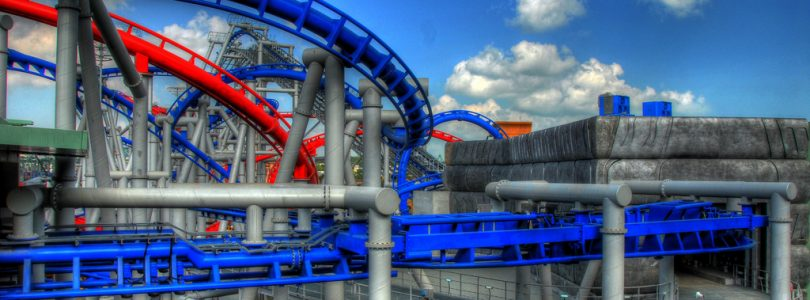 Top 10 New Roller Coasters for 2010 Part 1