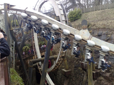 Nemesis at Alton Towers