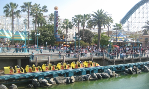 California Screamin' - Disney's California Adventure