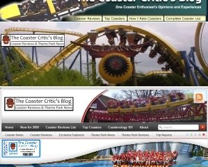 The Coaster Critic's Blog Over the Years