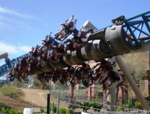 Furius Baco at Port Aventura