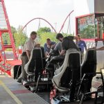 Reverse POV Video on Intimidator