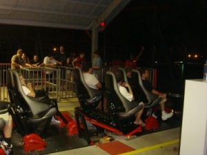 Intimidator Night ERT at Coaster Stock