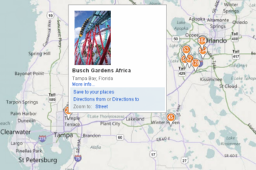 Amusement Parks in Central Florida