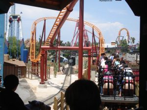 Pony Express Accident at Knotts Berry Farm - Roller Coaster Accident