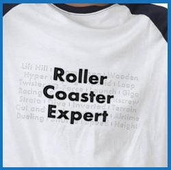 Roller Coaster Expert Terminology Pic