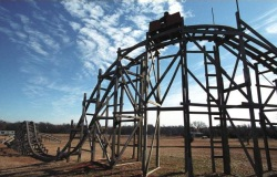 Jeremy Reid's Backyard Coaster - Oklahoma Land Run