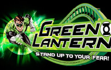Green Lantern Coaster Coming to Six Flags Great Adventure