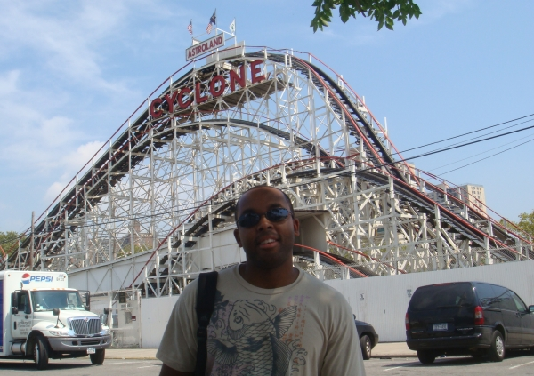 The Coaster Critic & The Coney Island Cyclone