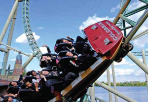 Colossus - Thorpe Park
