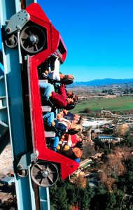 Superman The Escape Six Flags Magic Mountain