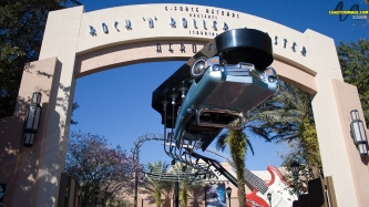 Rock N Roller Coaster - Disney's Hollywood Studios - Review