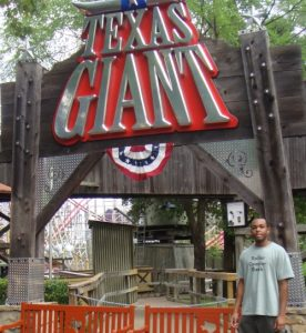 Coaster Critic Meets Texas Giant