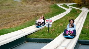Alpine Slide in Vermont - Bert the Conqueror