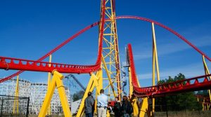 Intimidator 305 at Kings Dominion on Bert the Conqueror