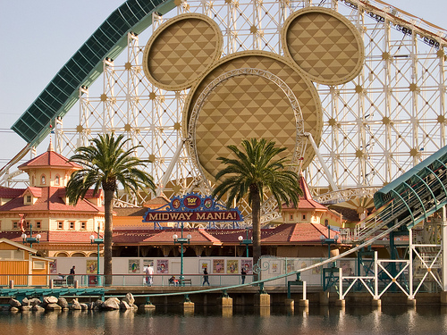 Roller Coaster Accident on California Screamin | Disneys California Adventure