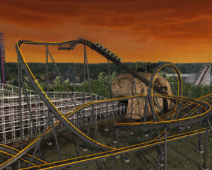 Apocalypse Stand Up Coaster Coming to Six Flags America in 2012