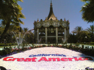 Cedar Fair to Sell California's Great America