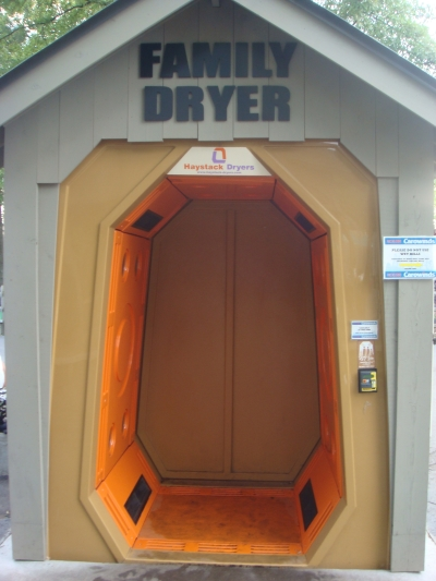 Family Dryer - Amusement Parks