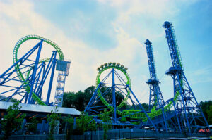 Goliath is Coming to Six Flags New England in 2012 Roller Coaster