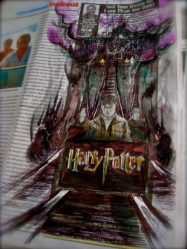 Harry Potter The Ride