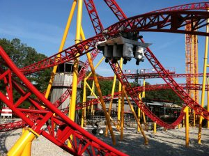Dare Devil Dive's Exciting Heartline Roll