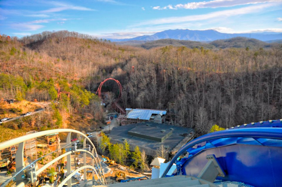Wild Eagle First Drop - Dollywood