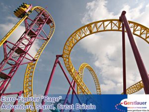 Rage - Adventure Island - Gerstlauer Eurofighter