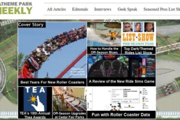 Theme Park Geekly - Issue 5